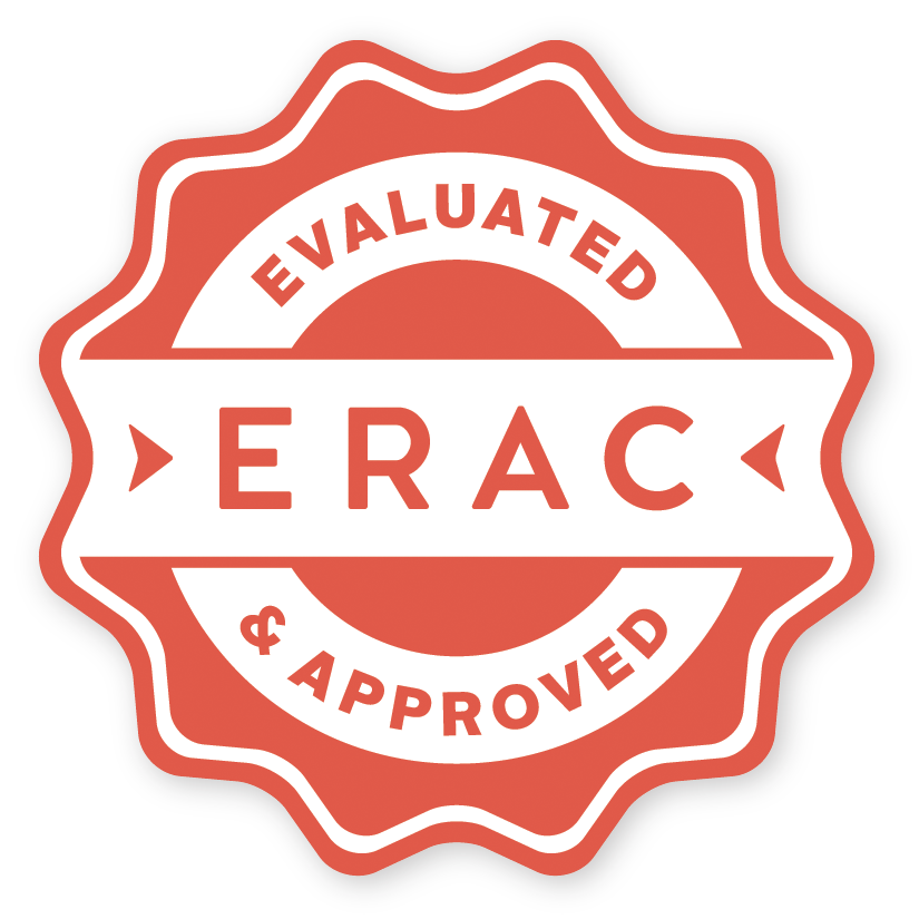 ERAC Evaluated & Approved