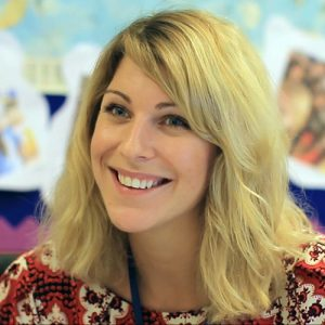 Stephanie Mathews, British School Jakarta